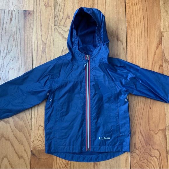8d3605f1c L.L. Bean Jackets & Coats | Llbean Kids Discovery Rain Jacket | Poshmark